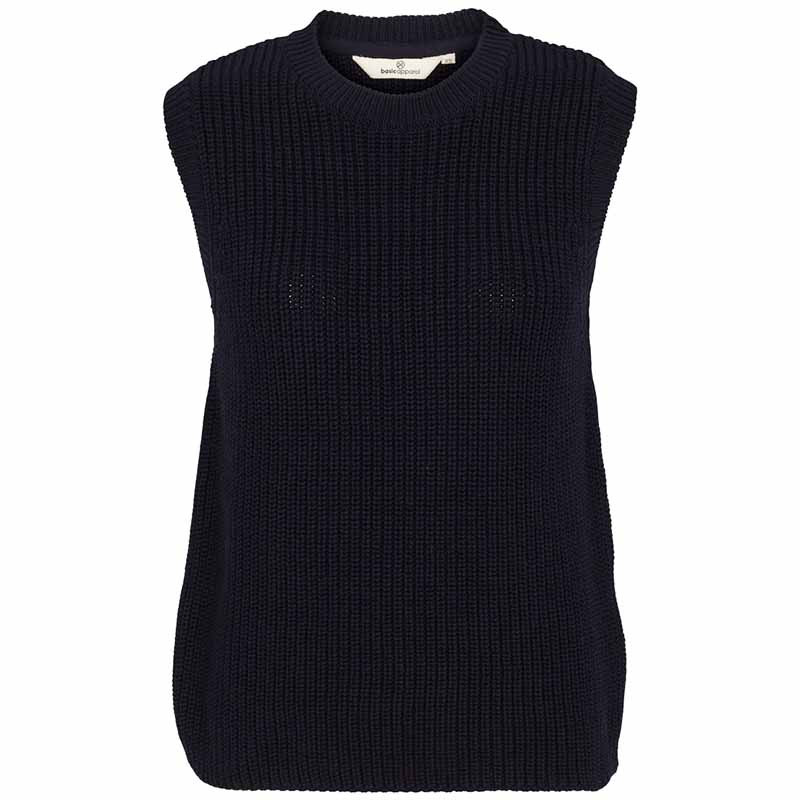 Image of   Basic Apparel Vest, Sweety, Navy