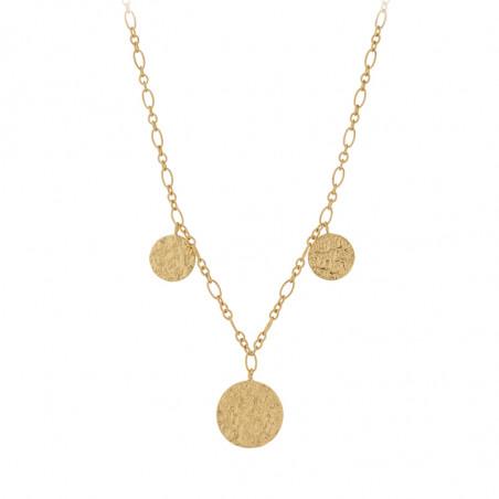 Pernille Corydon Halskæde, New Moon, Guld pernille corydon smykke pernille corydon smykker