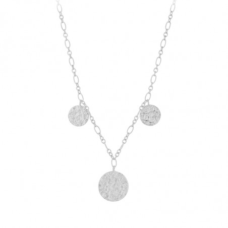 Pernille Corydon Halskæde, New Moon, Sølv Pernille Corydon smykke Pernille Corydon smykker