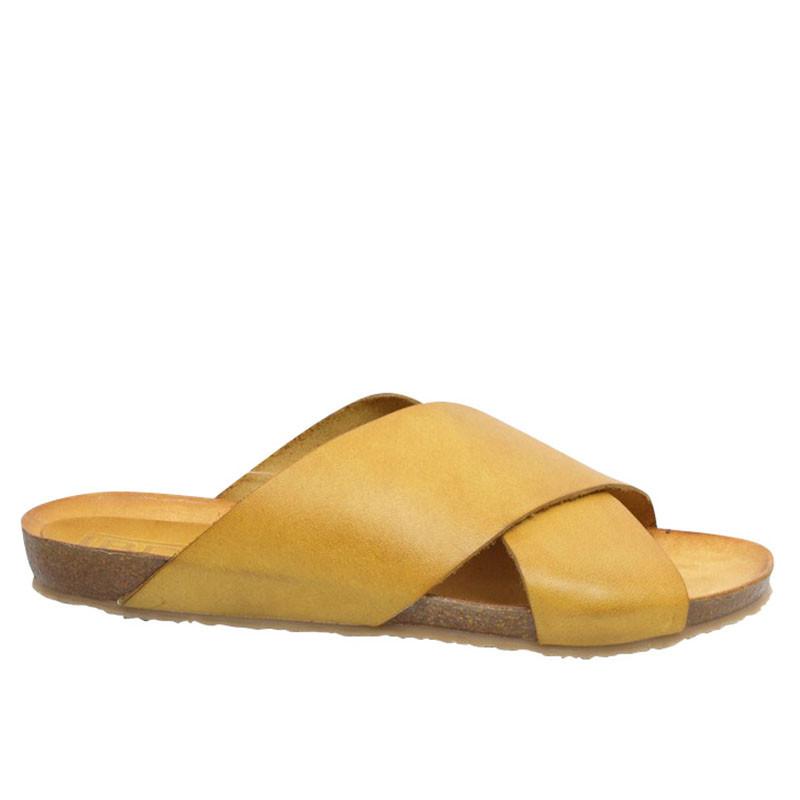lbdk sko – Lbdk sandaler, ibiza, mostaza på superlove
