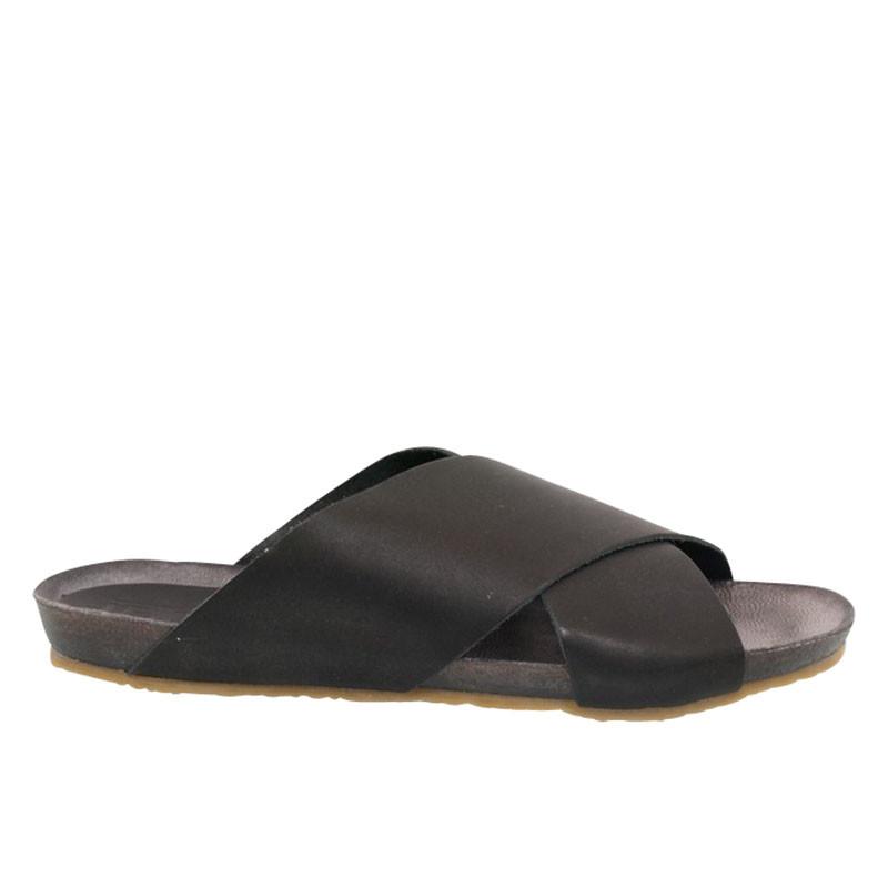 lbdk sko Lbdk sandaler, ibiza slipper, black fra superlove