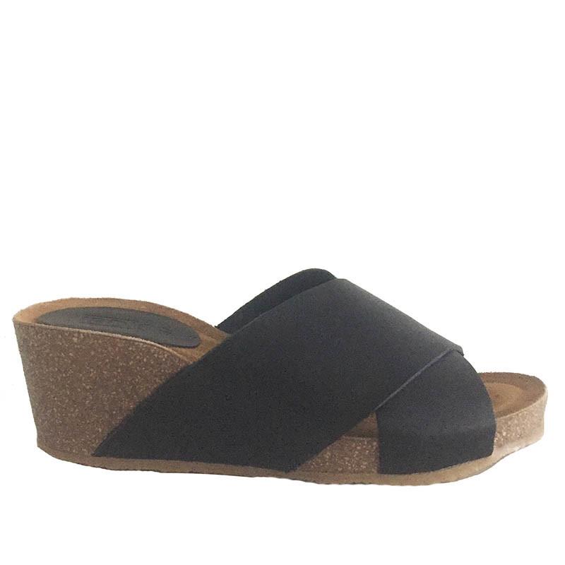 Lbdk sandaler, mavi slipper, black fra lbdk sko på superlove