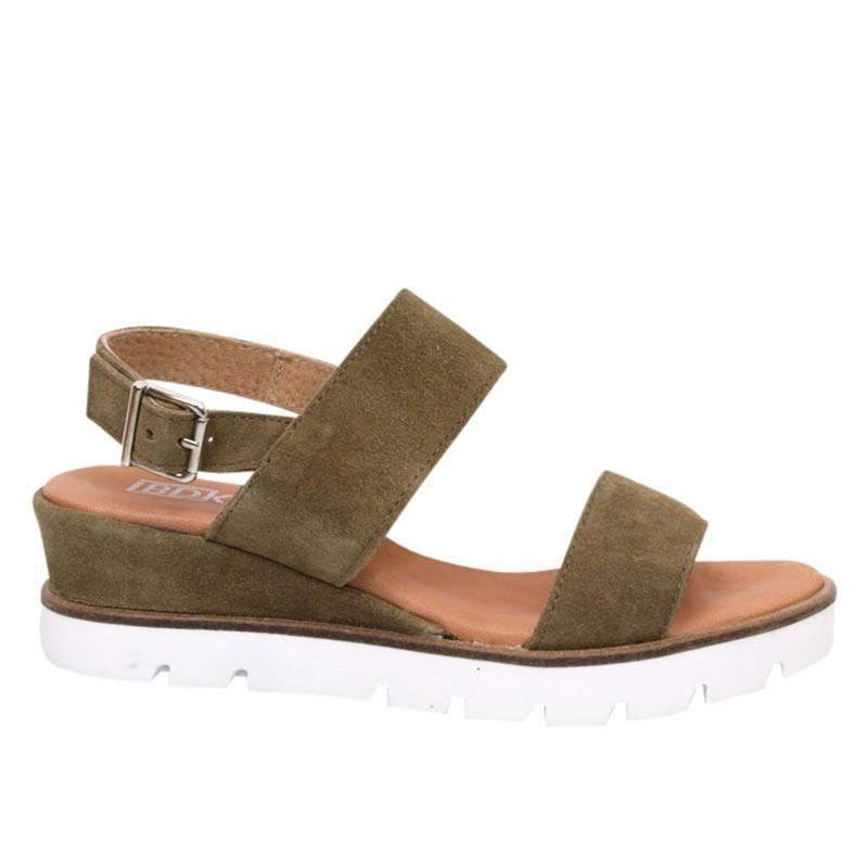 lbdk sko Lbdk sandaler, serraje, kaki på superlove