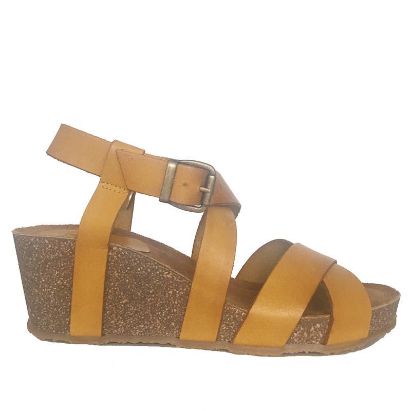 lbdk sko – Lbdk sandaler, mavi, mostaza på superlove