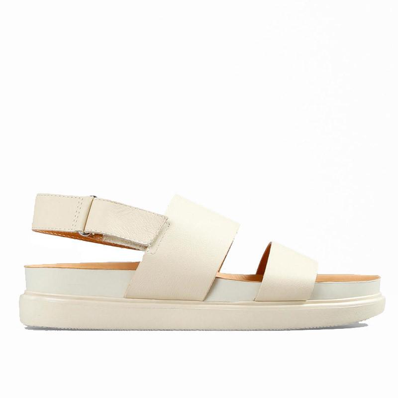 Vagabond sandaler, erin, off white fra vagabond på superlove