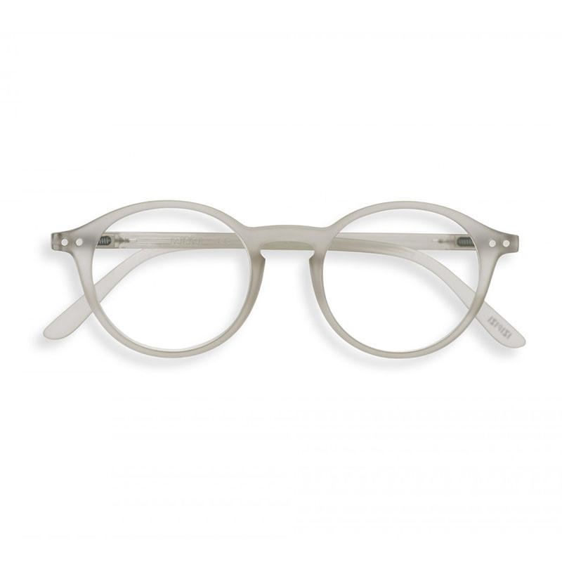 Izipizi Briller, D Reading, Defty Grey, læsebriller dame billige læsebriller