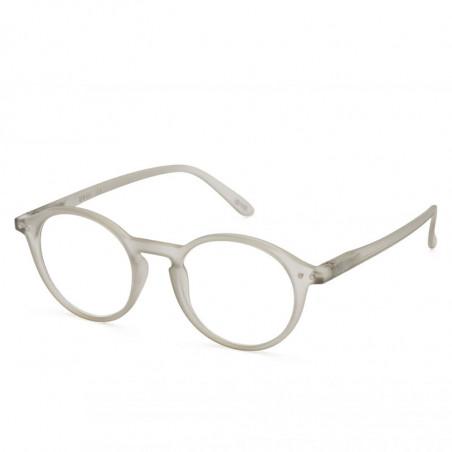 Izipizi Briller, D Reading, Slate Blue, læsebriller dame billige læsebriller - fra siden