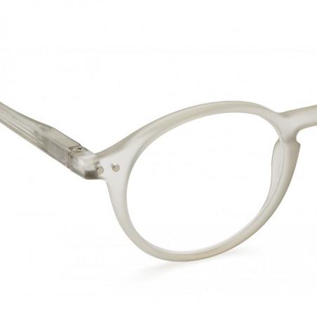 Izipizi Briller, D Reading, Slate Blue, læsebriller dame billige læsebriller - Tæt på