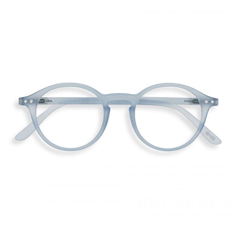 Izipizi Briller, D Reading, Aery Blue, læsebriller dame billige læsebriller
