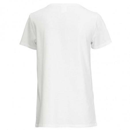 Modström T-shirt, Tabia Charitee, White, Modström T shirt, Modstrøm T-shirt, Modström charitee - Bagside
