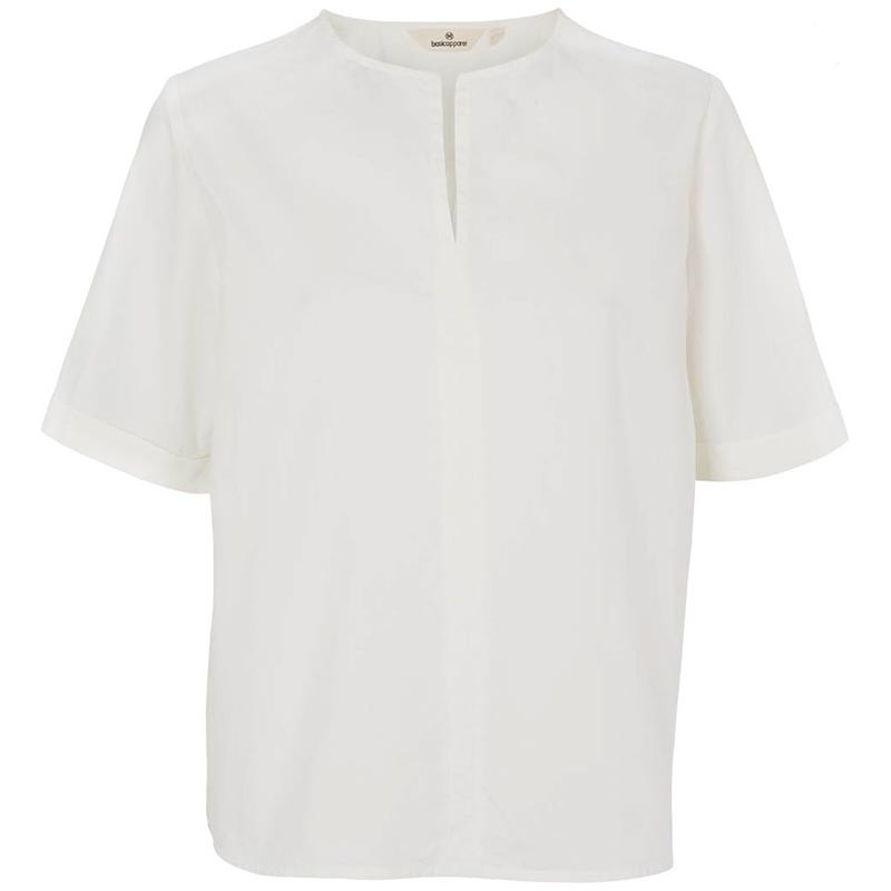 Image of   Basic Apparel Bluse, Vilde, White