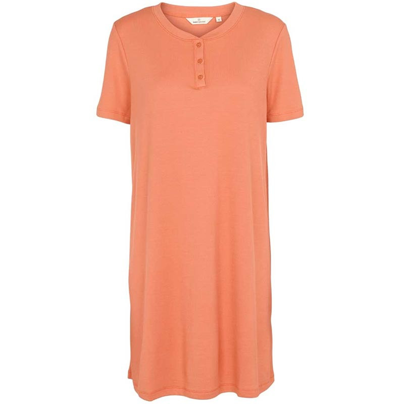 Image of   Basic Apparel Kjole, Laila, Abricot Brandy