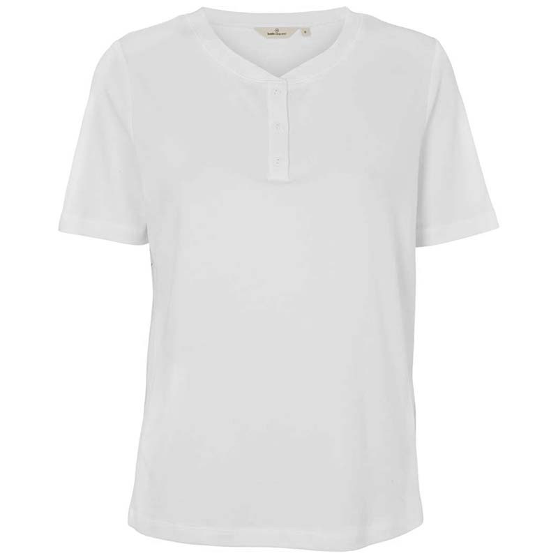 Image of   Basic Apparel T-shirt, Laila, White