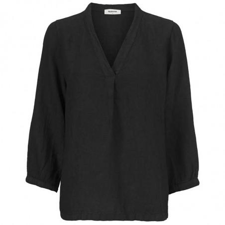 Modström Bluse, Cosmo, Black, Modstrøm tøj, bluser til kvinder