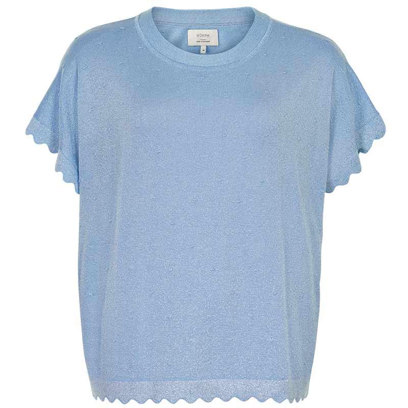 Nümph Bluse, Nudarlene, Airy Blue numph bluse numph top nümph top nümph t-shirt numph t-shirt