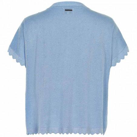 Nümph Bluse, Nudarlene, Airy Blue numph bluse numph top nümph top nümph t-shirt numph t-shirt bagside