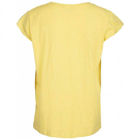 Minus T-shirt, Leti, Super Lemon bagside