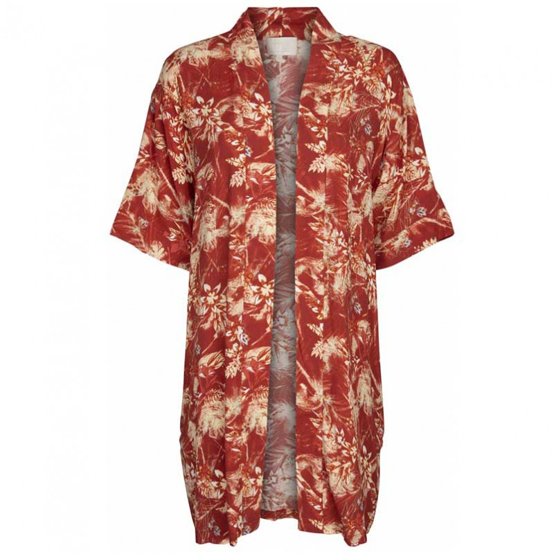 Minus Kimono, Sunja, Palm Print