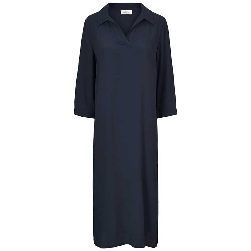 Modström Kjole, Connor, Navy Sky modstrøm kjole