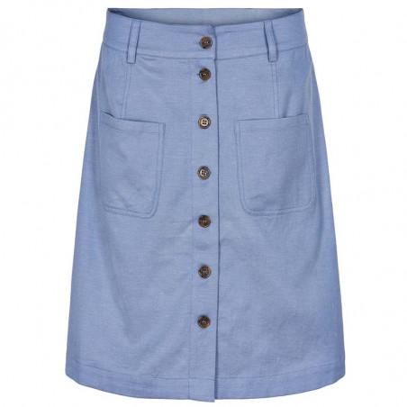 Nümph Nederdel, Nubelladonna, Airy Blue numph nederdel