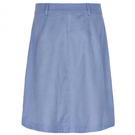 Nümph Nederdel, Nubelladonna, Airy Blue numph nederdel bagside