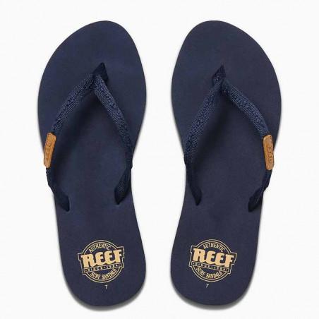 Reef Sandaler dame, Ginger, Navy reef klipklapper reef sandaler kvinder par