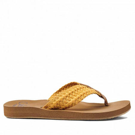 Reef Sandaler dame, Cushion Threads, Sunshine reef klipklapper reef sandaler kvinder