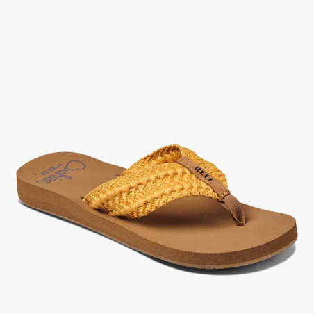 Reef Sandaler dame, Cushion Threads, Sunshine reef klipklapper reef sandaler kvinder side
