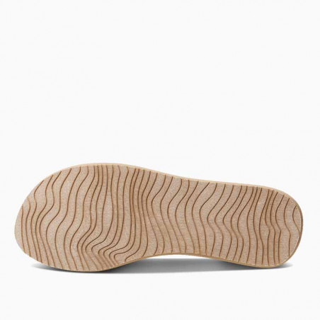 Reef Sandaler dame, Cushion Threads, Sunshine reef klipklapper reef sandaler kvinder bund