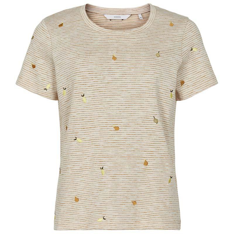 Nümph T-shirt, Nubrealyn, Harvest, numph
