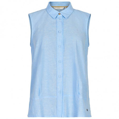 Nümph Skjorte, Nuboheme, Airy Blue, numph