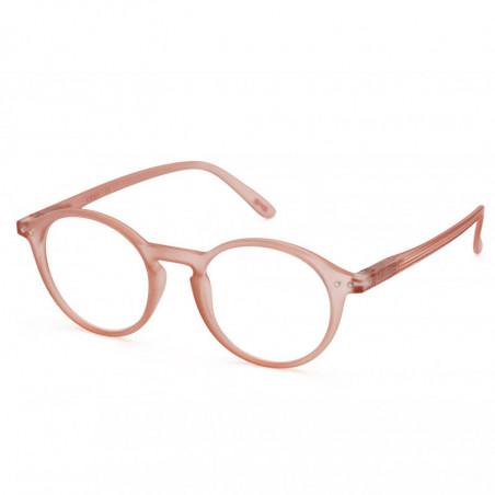 Izipizi Briller, D Reading, Læsebriller i farven Pulp
