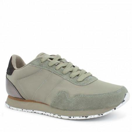 Woden Sneakers dame, Nora III, Vertiver woden sko dame woden nora side