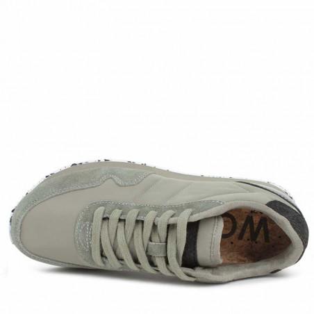 Woden Sneakers dame, Nora III, Vertiver woden sko dame woden nora top