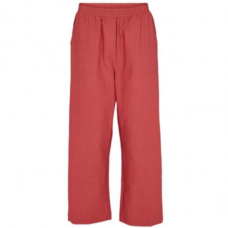 Basic Apparel Bukser, Joan i Earth Red