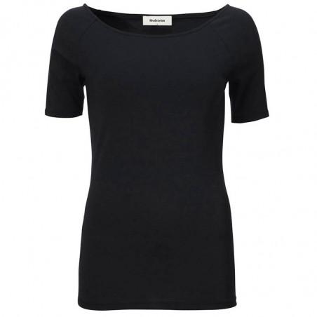 Modström T-shirt, Tansy, Black Modstrøm T-shirt