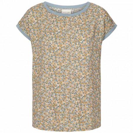 Lollys Laundry Top, Krystal, Flower Print 74 Lollys Laundry bluse
