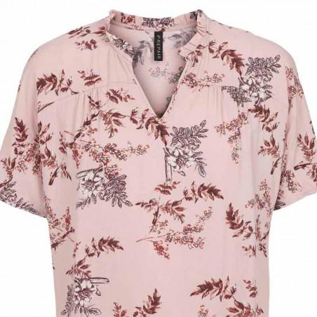 Prepair Bluse, Cherry, Rosa prepair tøj detalje