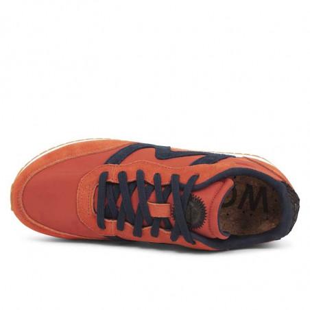 Woden Sneakers dame, Olivia II, Chili woden sko dame woden nora top