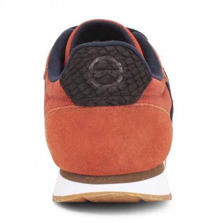 Woden Sneakers dame, Olivia II, Chili woden sko dame woden nora bagside