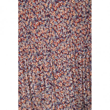 Minus Bluse, Vallie, Fiery Flower minus tøj online detalje