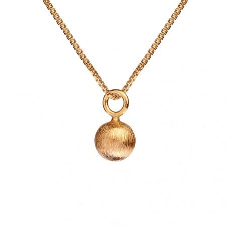 Scherning Halskæde, Glow, Guld Scherning smykker forhandler