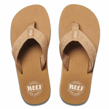 Reef Sandaler, Sandy, Tan reef klipklapper reef klip klapper to stk