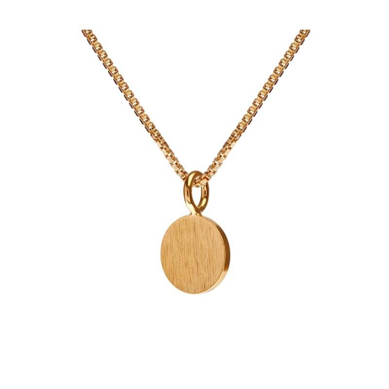 Scherning Halskæde, Spot, Guld scherning smykker