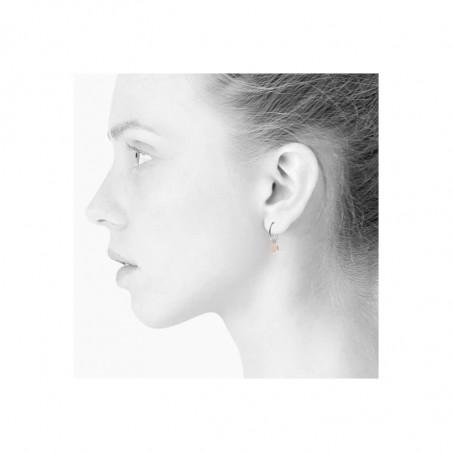 Scherning Øreringe forhandlere, Spot, Sølv scherning smykker model