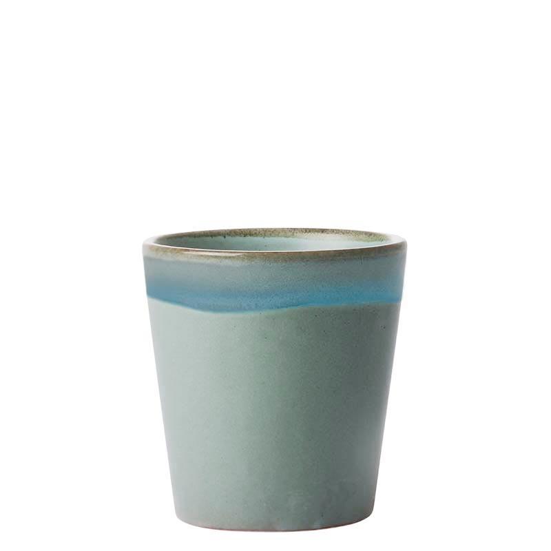 hk living – Hk living krus, ceramic 70's, moss fra superlove