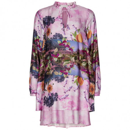Nümph Kjole, Nubayleah, Lilac Sac numph kjole