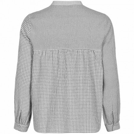 Nümph Skjorte, Nubebe, Caviar numph skjorte bagside