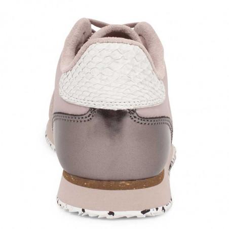 Woden Sneakers dame, Nora III, Bark woden sko dame woden nora bagfra
