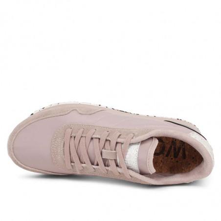 Woden Sneakers dame, Nora III, Bark woden sko dame woden nora top